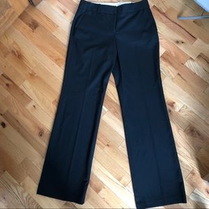 NWT Ann Taylor women's black slacks, sz 8.